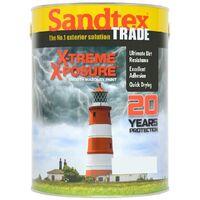 Sandtex X-Treme X-Posure Smooth Masonry Paint Black - 5L