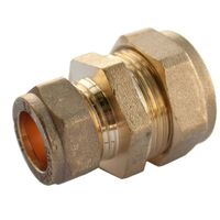 Oracstar Compression Straight Reducer - 15mm to 22mm