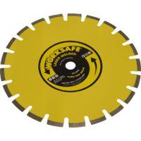 Sealey Floor Saw Blade (Hard) 350 x 25mm