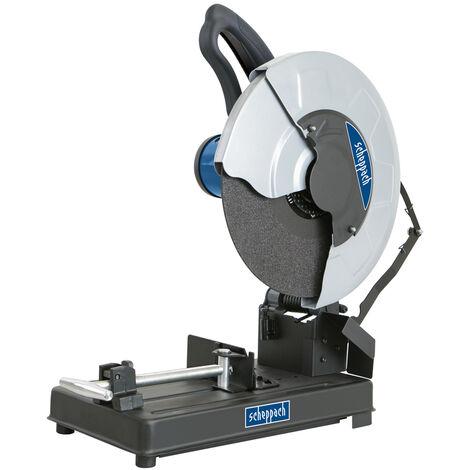 Scheppach MT140 2000w 355mm Electric Metal Cut-Off Saw - 230v