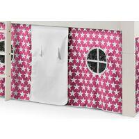 Ettie Pink Tent Only - For Ettie Modular Children'S Bed
