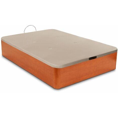 Canape abatible Plus air - Cerezo - 90x180