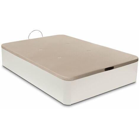 Canape abatible Plus air - Blanco - 150x190
