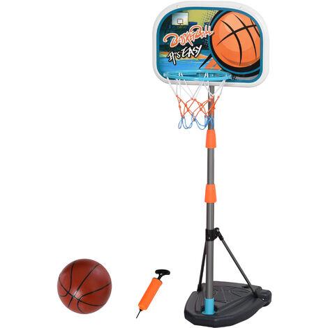 Set di mini canestro da basket ufficio casa tabellone con bordo in metallo e tavolo da basket sospeso con 2 palle da basket giocattolo e pompa ad aria per interni sport Anzmtosn 13,4 x 9,8 cm