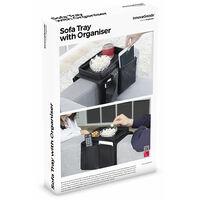Vassoio da Divano con Tasche per i Telecomandi InnovaGoods