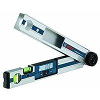 Bosch Professional Goniometro GAM 220 (Campo di Misura: 0 - 220º, Lunghezza: 40 cm)