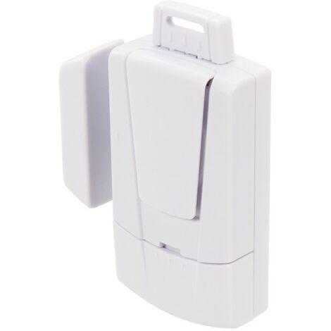 Alarme magnétique portes et fenêtres - 3 x piles LR44 1,5 V