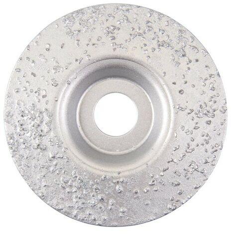 Disque abrasif carbure de tungstène - 115 x 22,2 mm