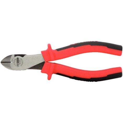 Pince coupante diagonale KS à poignées bi-composants L,130 mm