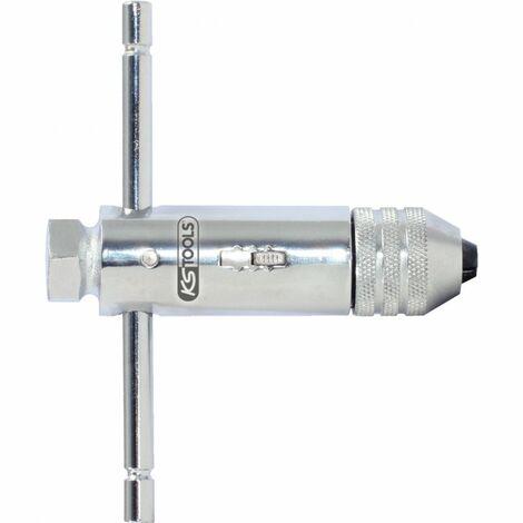 Porte taraud réversible à cliquet M3,0 - 10 en 85mm