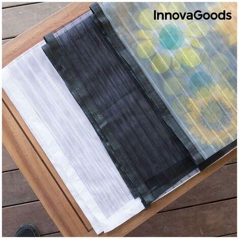 Rideau Moustiquaire InnovaGoods-Couleur-Noir