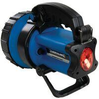 Projecteur rechargeable lithium 3 fonctions, 5 W - 200 lumens