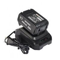 Coffret Cle A Choc Sans Fil + Batterie Li-Ion 18V - Autobest