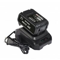 Coffret Cle A Choc Batterie 20V 3Ah Li-Ion 500Nm