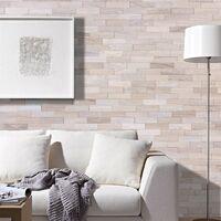 Parement Bois Chêne Artique Revêtement Mural 200mm   1m²