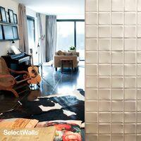 Parement Bois 3d SelectWalls Panneau 3D Ezra 2,5m²