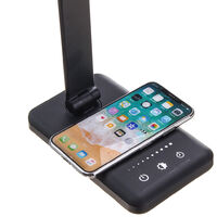 LED Tactile Desk Lamp with Wireless Charger Mohoo Table Lamp