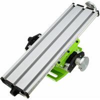 HILDA BG6300 Worktable Precision Milling Machine Vise Fixation Drill Mohoo