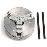 3 jaw chuck M12 45mm * 1 Pr 6 in 1 Mini Tower + 2 Locking Bar Rod