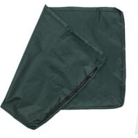 Large Waterproof Dog Bed Washable Cover Cushion For Pet Cat Mat Green Cushion