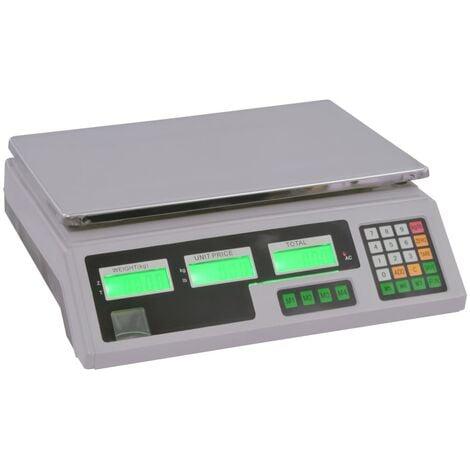 Balance numérique 30 kg avec batterie rechargeable