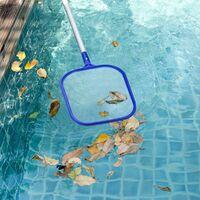 LITZEE Filet à feuilles pour piscine nettoyage 43x30 cm