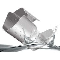 LITZEE Support de Brosse à Dents Électrique, Organisateur de Dentifrice Mural Autocollant en Acier Inoxydable Multifonctionnel Support de 2 Accessoires pour Salle de Bain et Cuisine