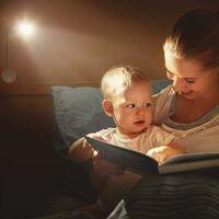 Lampe Chevet Murale 2 Lumières Applique Liseuse LED Col de Cygne Lumière 3W, 3000K Blanc Chaud Lampe de Lecture