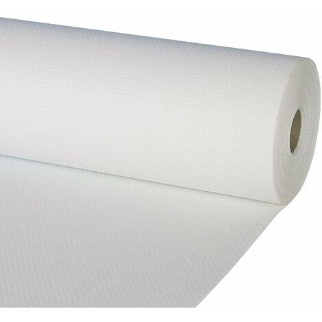 Toile de verre pour murs et plafonds Semin Sem Toile Eco T 023 - motif maille - 50 m x 1 m