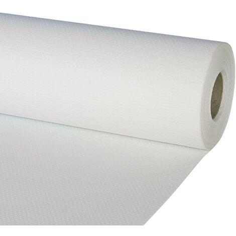 Toile de verre pour murs et plafonds Semin Sem Toile Eco T 023 - motif maille - 25 m x 1 m