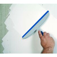 Couteau à enduire multifonctions CE 78 Semin - 15 cm et une raclette à lisser Semin - 30 cm
