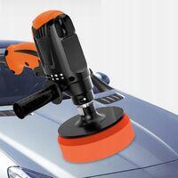 Machine de polissage de cirage de chaussures de machines automobiles polissant