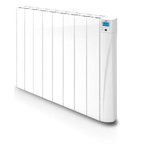 Radiador HANA Eléctrico Digital de Bajo Consumo HANR1000 - 1000W 8 ELEMENTOS