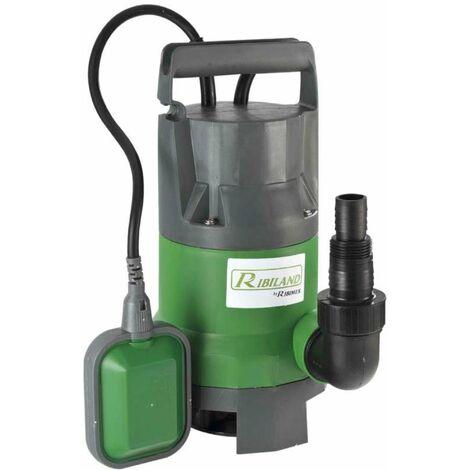 Pompe tout usage avec flotteur.