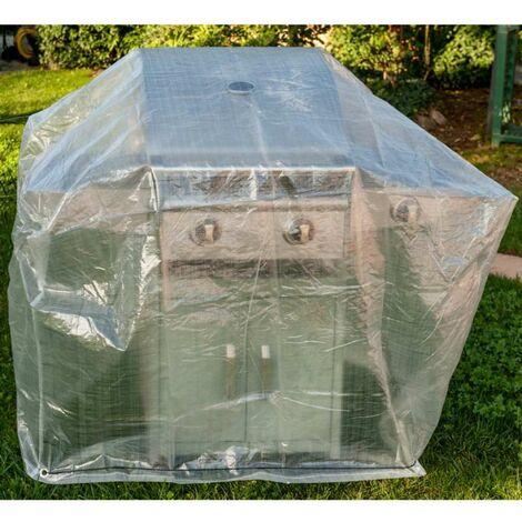 Housse barbecue et plancha  130x70x80cm  Werkapro