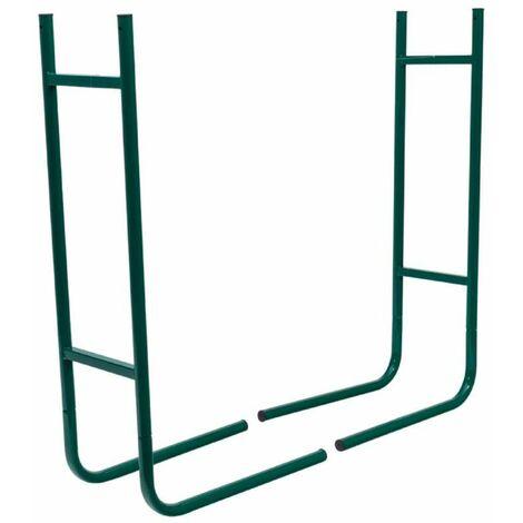 Range bûches modulable en métal Werkapro