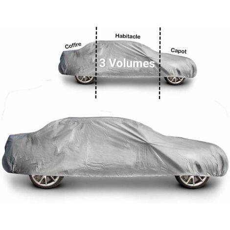 Housses for Auto Voiture /Étanche Couverture Compatible avec Dacia Duster Respirant Ext/érieure Pluie Neige poussi/ère UV All Weather Protection-Capot de Voiture R/ésistant aux Rayures