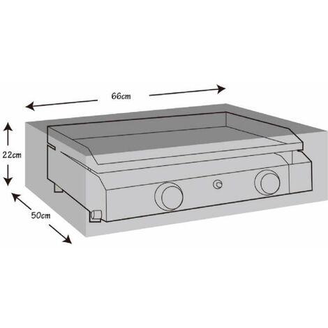 Housse de protection pour plancha à gaz  66x50x22cm  Werkapro