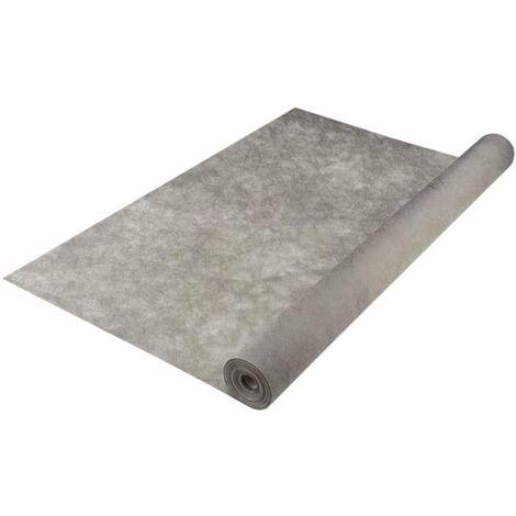 Feutre stabilisateur 0,9x15m gris 90g/m2