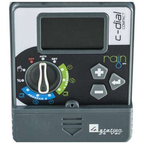 Programmateur d'électrovannes pour 4 sorties de 24 V