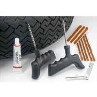 Kit réparation pneu sans chambre tubless