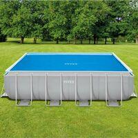 Bâche à bulles pour piscine 4,88x2,44m Intex