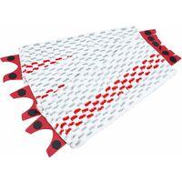kueatily Lot de 3 Replacement Microfibre Pad, Serpillère Pads de Rechange en Microfibre pour Ultramax/1–2 Spray Balai à Franges