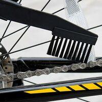 kueatily nettoyeur chaine velo,Nettoyeur de Chaîne De Vélo ,nettoyant chaine moto,4 pcs Nettoyage Chaîne Vélo Outils d'Entretien Nettoyeur de Pétrole Bike Chain Cleaner