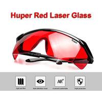 Huepar S¨¦curit¨¦ Niveau laser Am¨¦lioration Lunettes GL01R