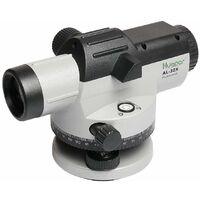Huepar AL-32X Niveau Optique, Niveau Laser Gll avec Compensateur Auto-nivelant ¨¤ Amortissement Magn¨¦tique, Grossissement 32x, Pr¨¦cision de Nivellement de 1,6mm/30m, Inclus Mallette de Transport