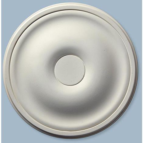 Ceiling Rose Ava 300mm Resin Strong Lightweight Not Polystyrene Easy Fix 30cm
