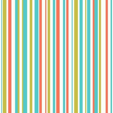 Arthouse Stripes Stripey Kids Children Boys Girls Nursery Orange Green Wallpaper