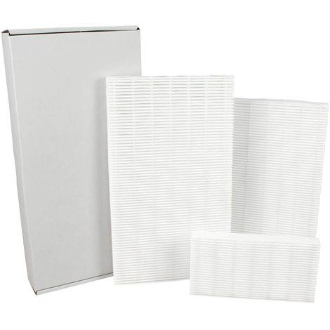 Kit filtre à air F7 compatible VMC Duolix Max et Max Hygro - Atlantic® 412077 - CRF VMC200-F7