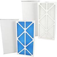 Kit filtre à air G4 / M5 compatible VMC Unelvent 600913 pour Ideo 325 et Initia 225 EcoWatt